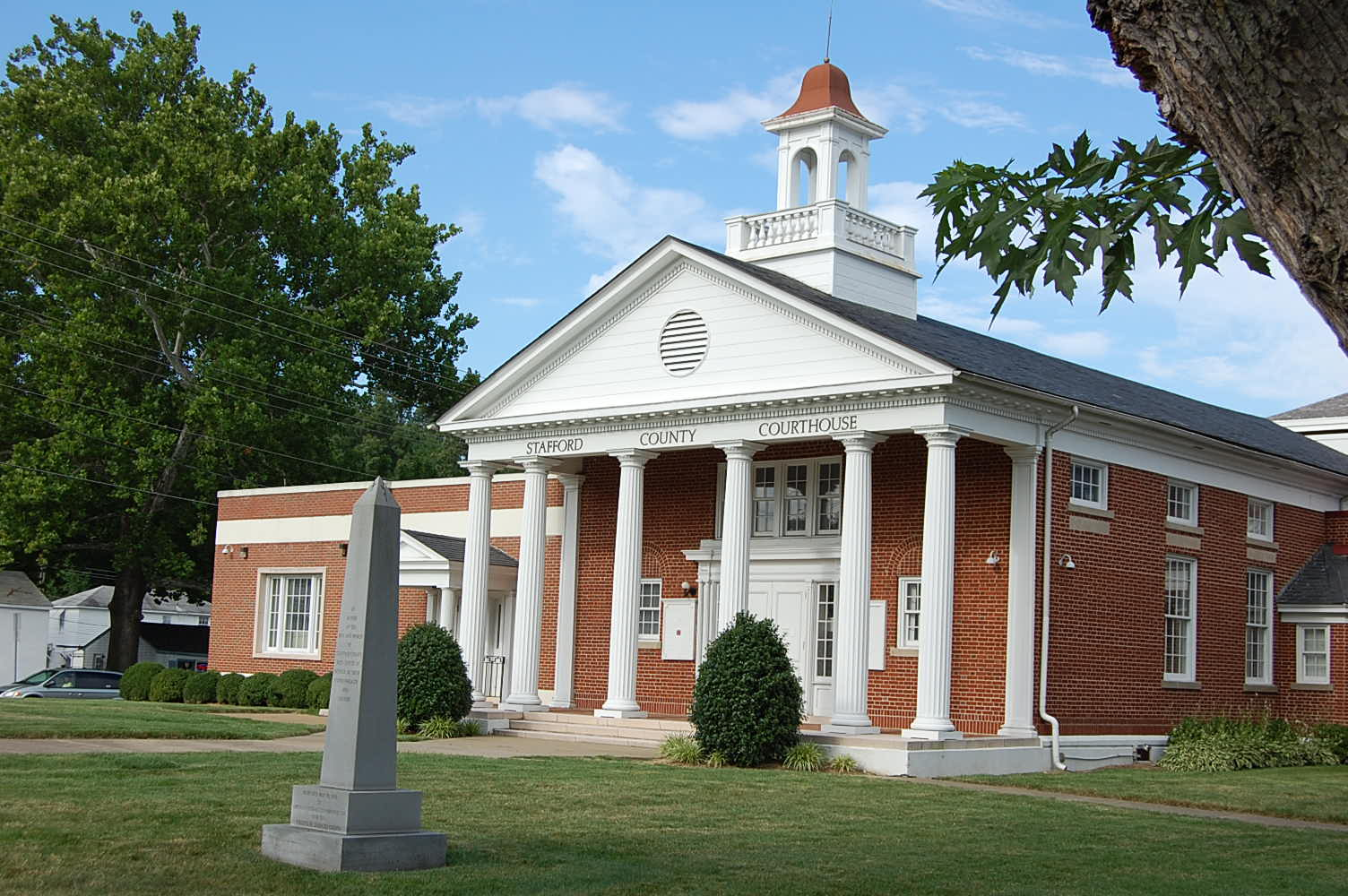 Stafford Courthouse